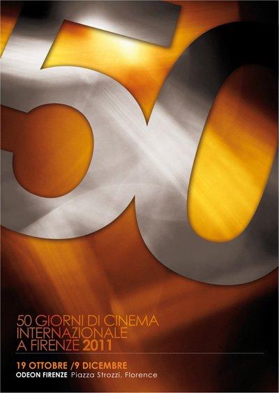 Il poster di 50 Giorni di Cinema 2011
