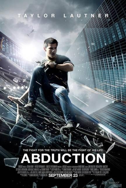 Il poster di Abduction