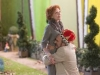 Caroline Silhol e Michel Vuillermoz nel film di Resnais