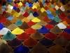 Campo de color. Sonia Falcone, padiglione Bolivia (Reuters)