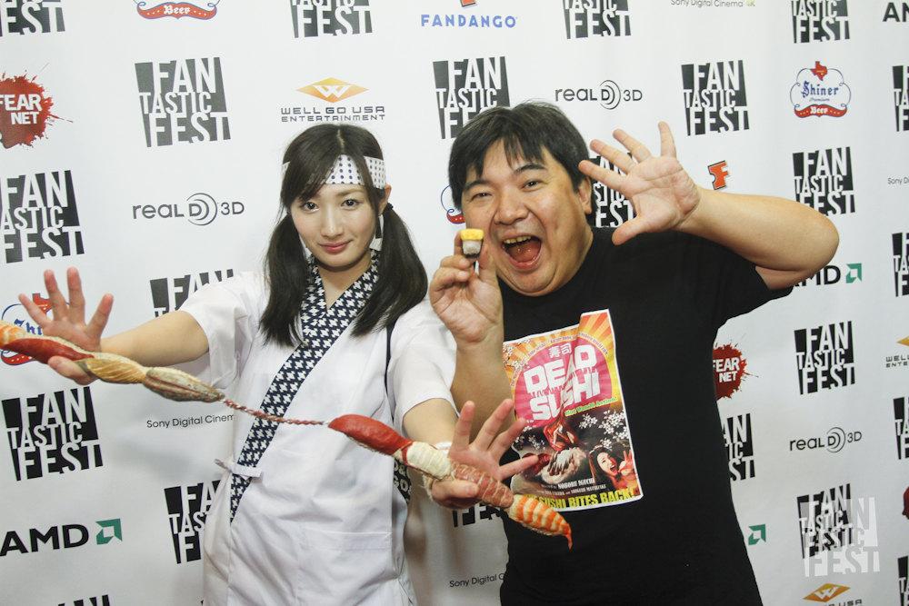 Fantastic Fest Dead Sushi