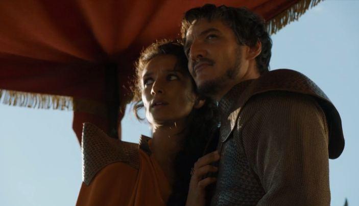 Oberyn ed Ellaria