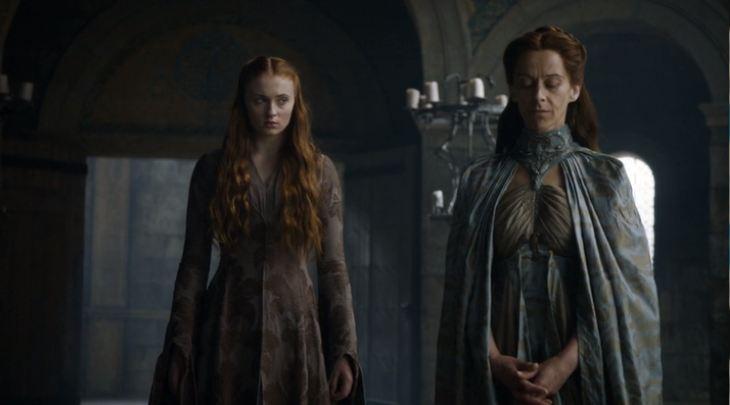 Sansa e Lysa