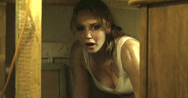 Jennifer spaventata
