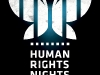 Locandina Human Rights Nights 2011