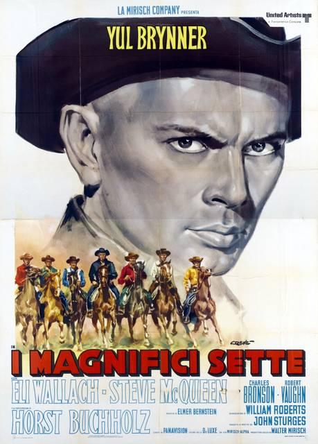 i-magnifici-sette-poster-italia