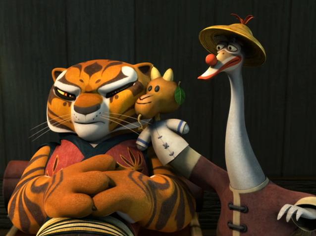 Kung Fu Panda: Mitiche Avventure
