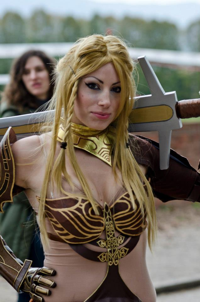 Lucca Comics & Games 2012