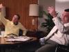 Don Draper e Ted Chaough