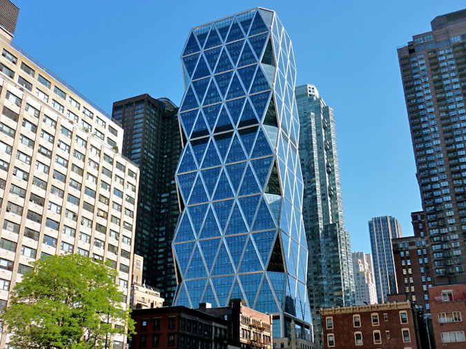 Norman Foster, Hearst Tower, New York City