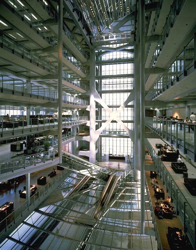 Norman Foster, Hong Kong and Shangai Bank