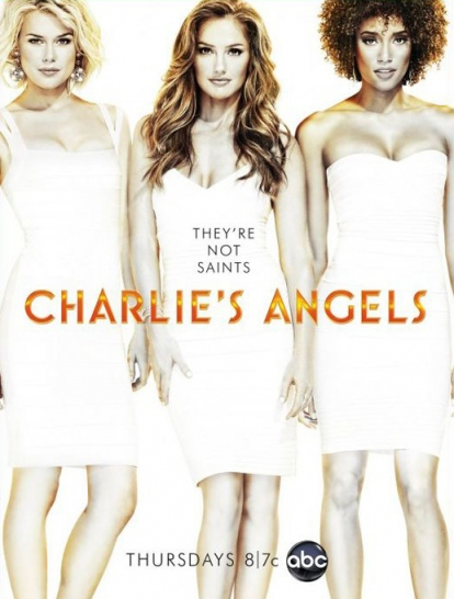 Il poster di Charlie\'s Angeles
