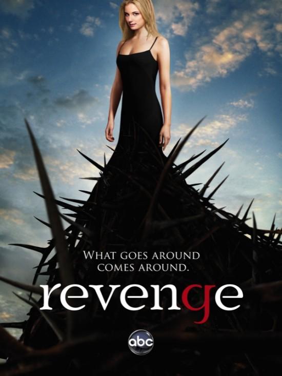 Il poster di Revenge