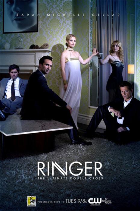 Il poster di Ringer
