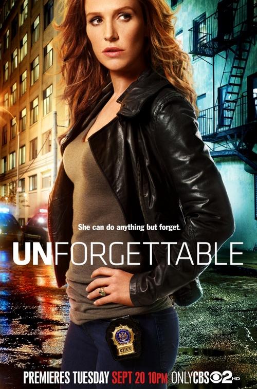 Il poster di Unforgettable