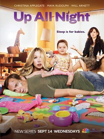 Il poster di Up all Night