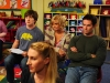 """RAISING HOPE:  Jimmy (Lucas Neff, L), Virginia (Martha Plimpton, C) and Burt (Garret Dillahunt, R) learn how they can qualify for a scholarship so Hope can attend an expensive day care facility in the """"Blue Dots"""" episode of RAISING HOPE airing Tuesday, Nov. 16 (9:00-9:30 PM ET/PT) on FOX.  ©2010 Fox Broadcasting Co.  Cr:  Ray Mickshaw/FOX"""