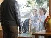 """RAISING HOPE:  It is up to Jimmy (Lucas Neff, R) and Burt (Garret Dillahunt, C) to rescue Hope when her other grandparents kidnap her on Thanksgiving in the """"Meet the Grandparents"""" episode of RAISING HOPE airing Tuesday, Nov. 23 (9:00-9:30 PM ET/PT) on FOX.  ©2010 Fox Broadcasting Co.  Cr:  Greg Gayne/FOX"""