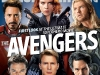 La cover di Entertaiment Weekly dedicata a The Avengers