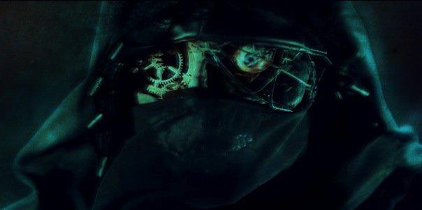 Il mostro, o uno dei mostri, di The Ghostmaker
