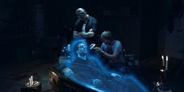 The Ghostmaker, esperienza extracorporale