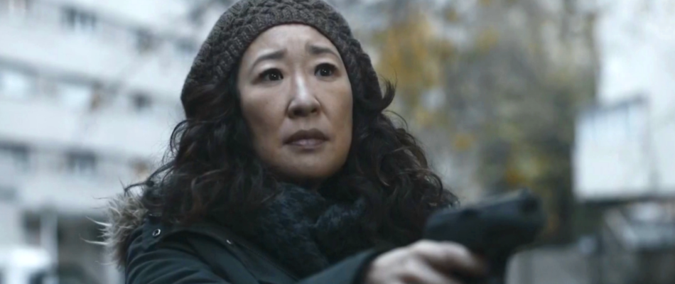 Killing Eve stagione 1 Sandra Oh