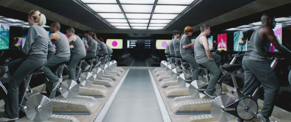 Black Mirror ranked 15 Millions of Merits