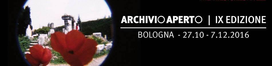 Archivio Aperto 2016