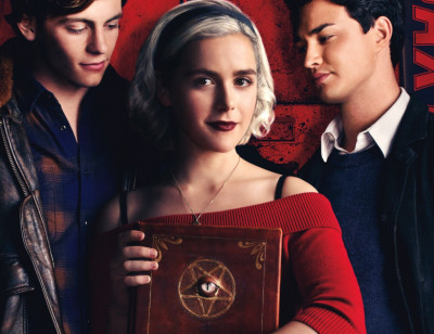 Chilling Adventures of Sabrina COVER part II seconda stagione recensione