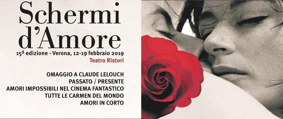 Schermi d'Amore 2019