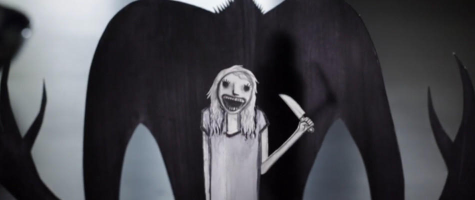 The Babadook INTERNA film horror madre