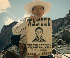 The Ballad of Buster Scruggs Venezia 75