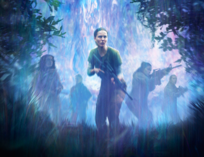 Annientamento Annihilation Alex Garland
