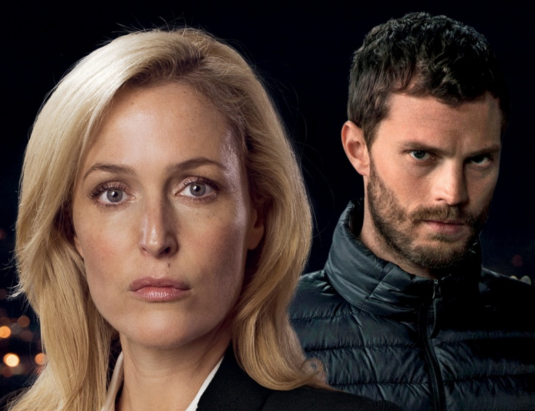 serie tv The Fall Gillian Anderson Jamie Dornan